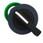 Harmony flush drejegreb i plast med et langt sort greb med 3 faste positioner ZB5FJ3 miniature