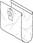 Nilfisk fleece filterpose 5 stk prof 107419591 miniature