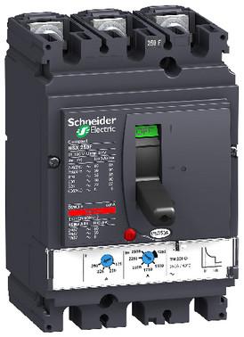 Maksimalafbryder NSX250F+TM250D 3 poler 3D LV431630