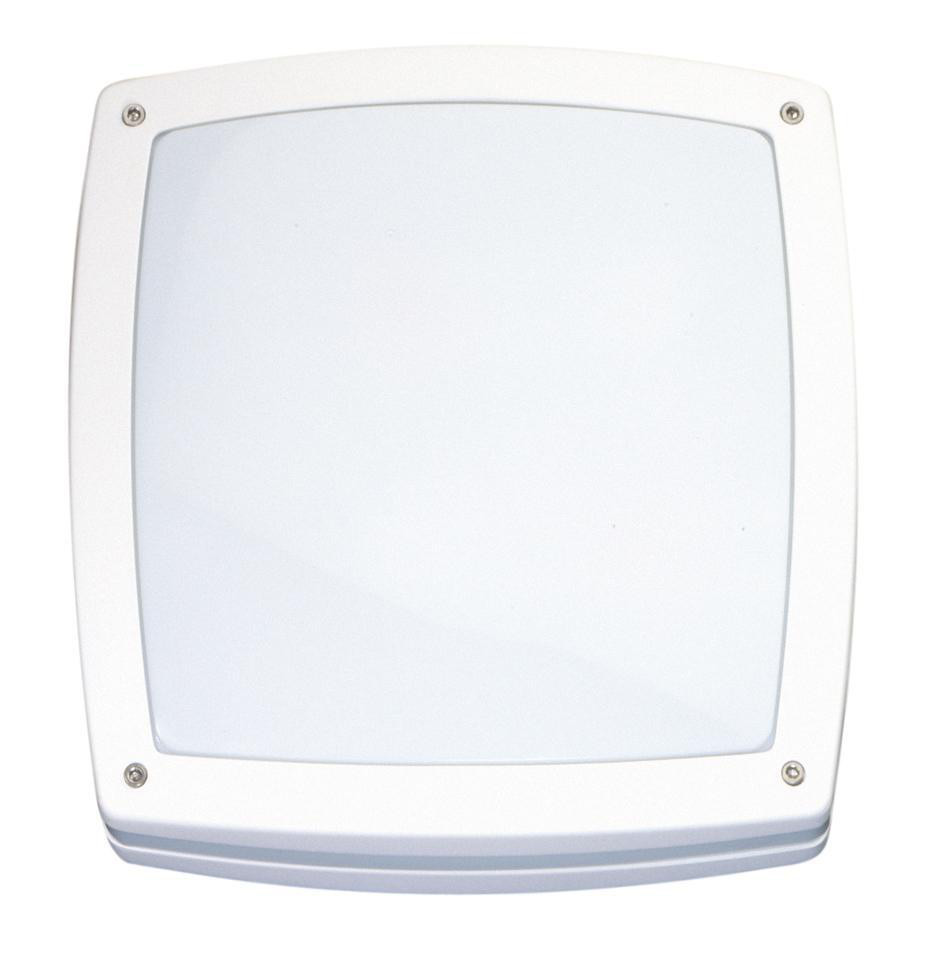 Sidewalk Mat-Hvid 19W LED 3000K