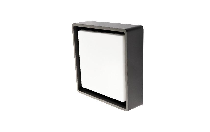 Frame Square Grafit 6W LED 3000K
