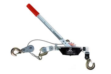 Wire hand puller 1000 kg 1.8 mtr wire WIRETRÆK1000