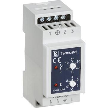 Termostat med natsænkning 120C1000