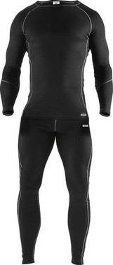 Fristad Underwear 127382 Black Size L 127382-940-L