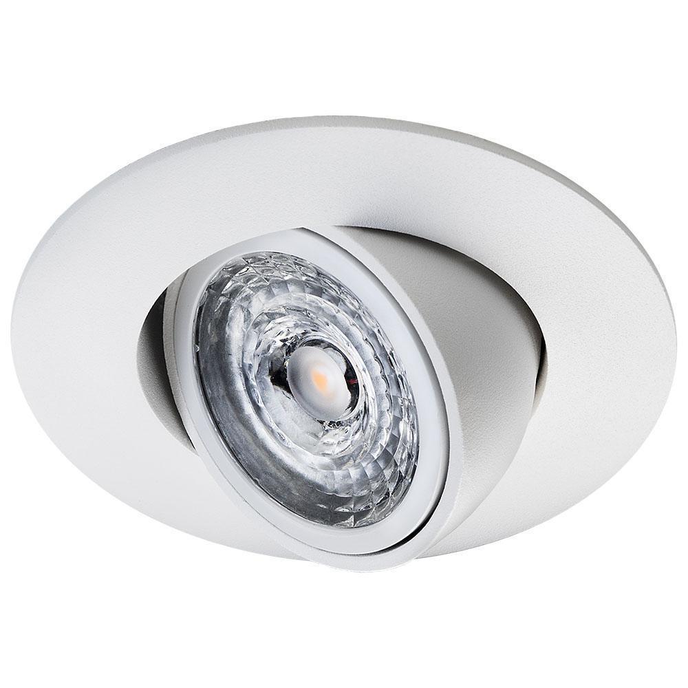 Jupiter TEK Mat-Hvid 6W LED 2700K