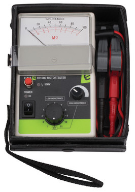 Motortester compact TR1000 med isol 5703317400512