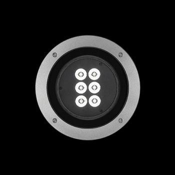 NABOO 225 power LED 17w 4000k justerbar optik  smalstrålende 10°