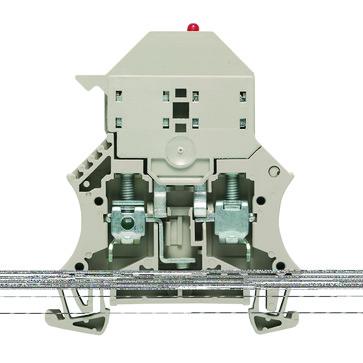 Sikringsklemme WSI 6/LD 60-150V DC/AC 1012300000