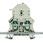 Sikringsklemme WSI 6/LD 60-150V DC/AC 1012300000 miniature
