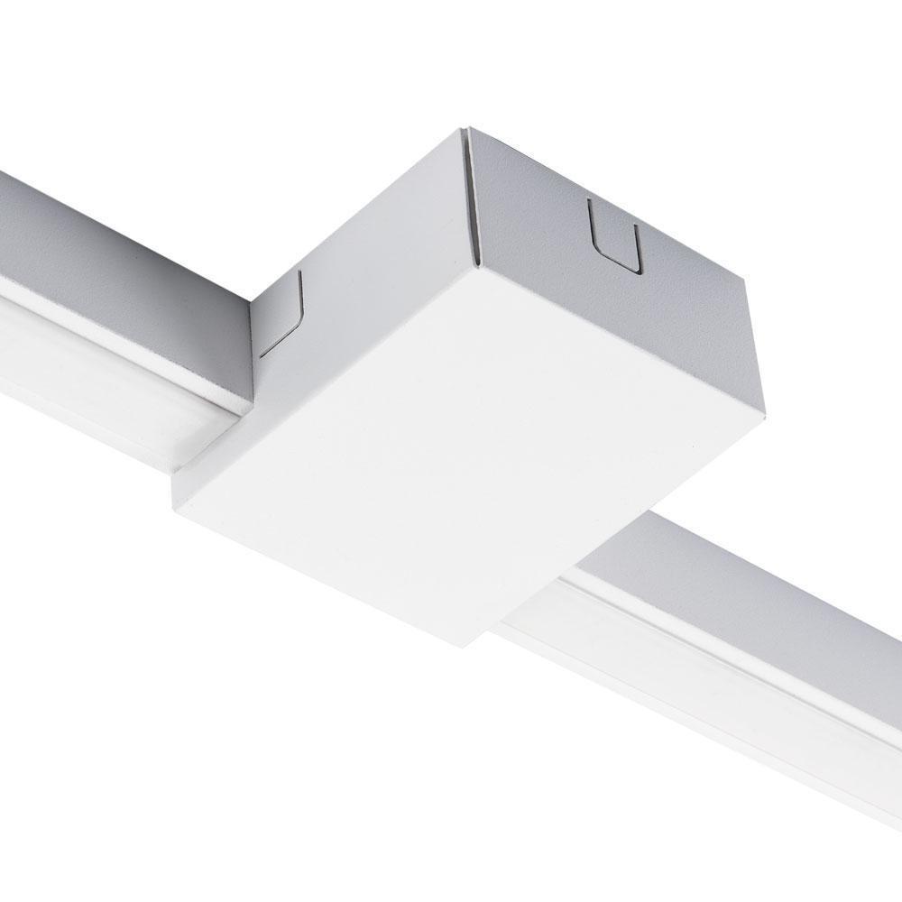 Zip Flytbar tilkobling Mat-Hvid