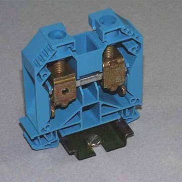 Gennemgangsklemme skrue/skrue blå WDU 35/ZA 1028880000