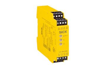 Sikkerhedsafbryder  Type: UE48-3OS2D2 301-25-421