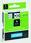 Tapekasette DYMO D1 sort/hvid 12mmx7m S0720530 miniature