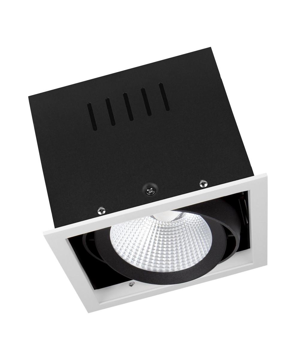 LEDVANCE Spot Multi 1 x 30W/3000K UGR16 hvid 38°