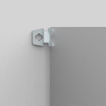 Vægbeslag, SS304 4 stk AWS41-304