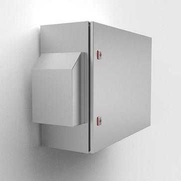 Beskyttelseskappe, 275x175x100 EFCS20