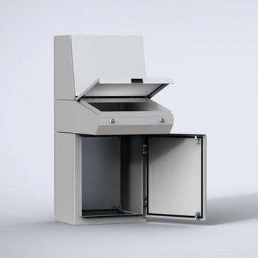 Skrivebordspult 250x1000x985 MPC102R5 MPC102R5