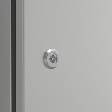 ALLS304 - Lås SS304  dobbeltbit 3 mm ALLS304