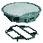 Ramme UFB-800 komplet grå 5197100 miniature