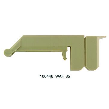 Dækkappe wah 70 svingbar B.106458 1064580000