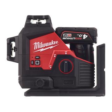 Milwaukee 3-Planslaser M12 3Pl-401C 4933478102