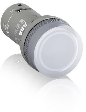 Klar lampe med integreret LED 110-130V AC CL2-515C 1SFA619403R5158