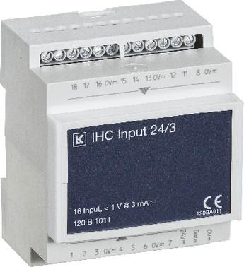IHC Input 24-3 LK 120B1011