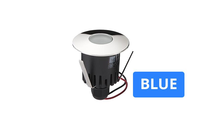Luna 1W LED - Blue