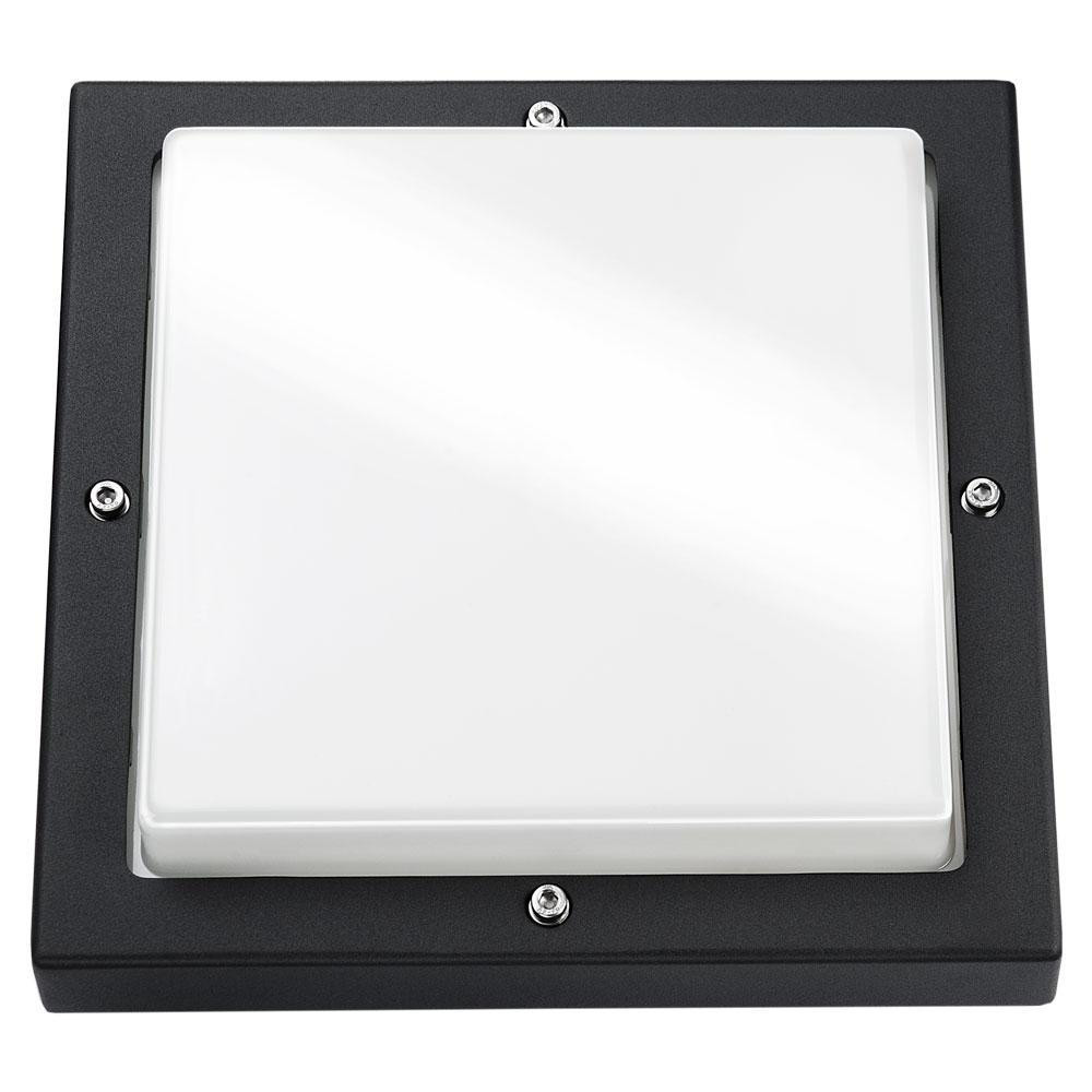 Bassi Mat-Sort 10W LED m/sensor