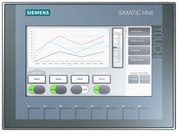 Simatic hmi, ktp700 basic 6AV2123-2GB03-0AX0 6AV2123-2GB03-0AX0