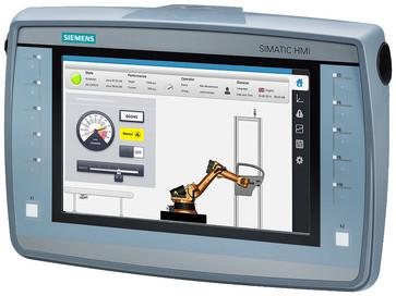 SIMATIC HMI KTP900 MOBIL, 9.0'' TFT display, 800 X 480 pixels,16M farver, key og touch operation, 10 function keys 6AV2125-2JB03-0AX0