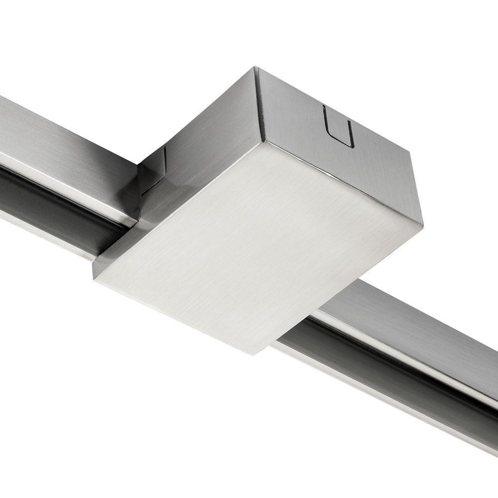 Zip Flytbar tilkobling Børstet stål