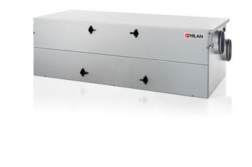 Nilan Comfort CT150 med CTS150 styring indblæsning højre 7115550