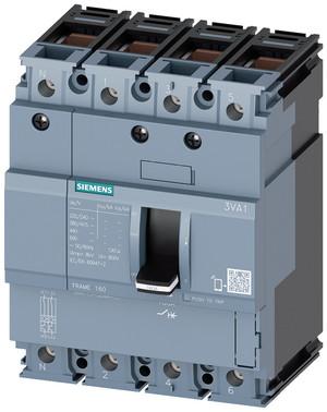 Maksimalafbryd,fs160,32A,4p,55ka,tm210 10 x in kabel beskyttet 3VA1132-5GD46-0AA0
