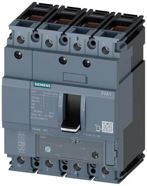 Maksimalafbryd,fs160,32A,4p,25ka,tm240 5...10 x in kabel ubeskyttet 3VA1132-3EF46-0AA0