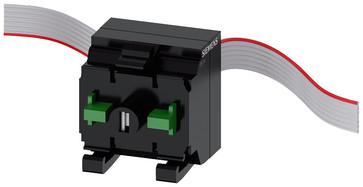 SIRIUS ACT Terminal modul (tryk og LED modul) integrated LED gul 3SU1401-1MC30-1CA1
