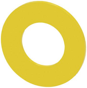 Holder for NØDSTOP gul uden inskription 3SU1900-0BA31-0AA0