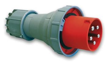 PCE CEE stikprop 5P 125A 400V 045-6