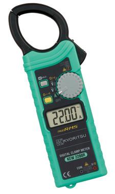 Kyoritsu KEW 2200R sand RMS tangamperemeter 4560187065767