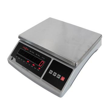 Bordvægt 3 kg / inddeling 0,5 g med LED display 18560205