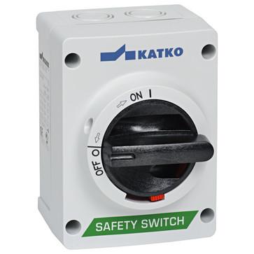 Katko Service switch 4 Pole 20A KUM416U/M20