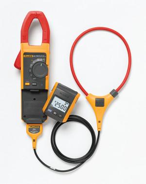 Fluke 381 sand RMS AC/DC tangmeter med aftageligt display og iflex™ 3610452