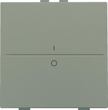 Tangent med IO symedbol til 2-tryk, bronze 123-00002