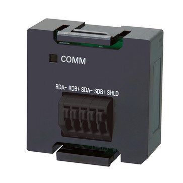 Sysmac NX1P RS422/485 skrueløse (isoleret 500 mmAx.) Seriel kommunikation optionskort NX1W-CIF12 672503