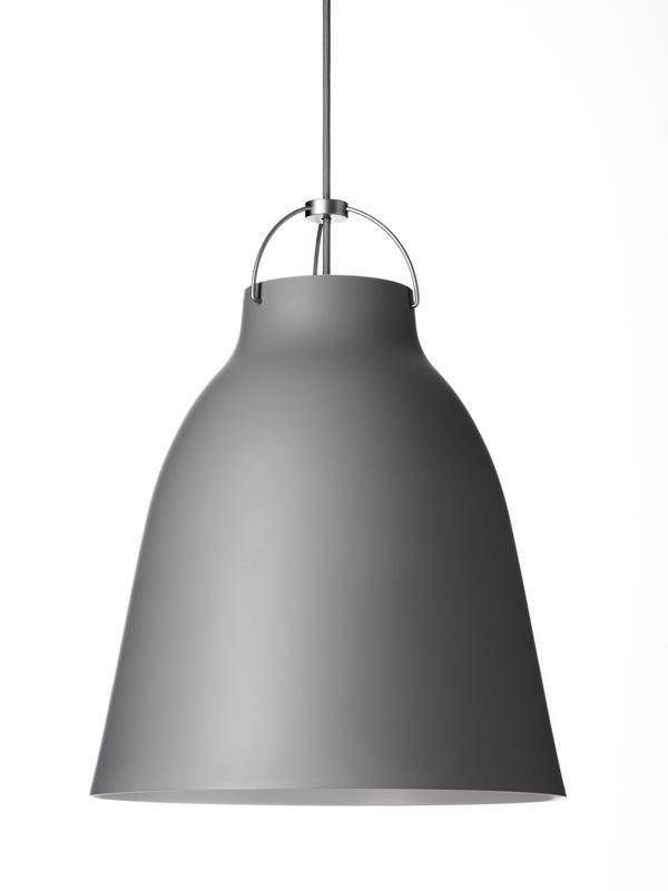 Caravaggio Matt P3 Grey45 Pendel