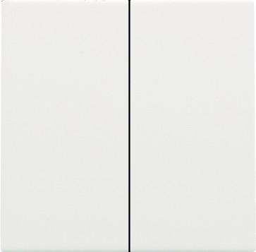 Tangent til smart 2-tryk, white coated 154-31004