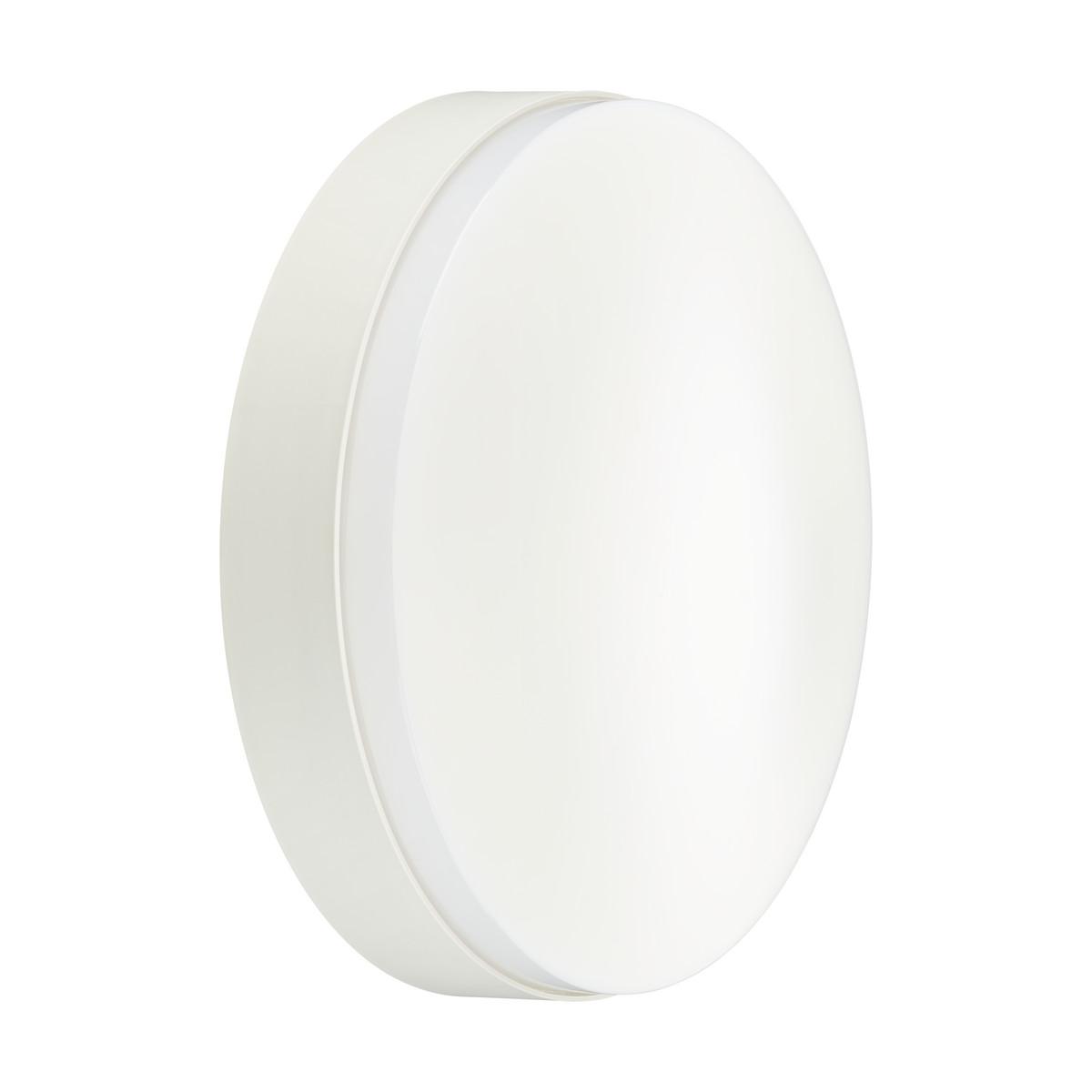 CoreLine Væg/loft WL130V 1200lm/840 15W med sensor IP65 IK08 Hvid
