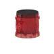 XVU-lystårn Ø60 rød fast LED 24V 7586048848