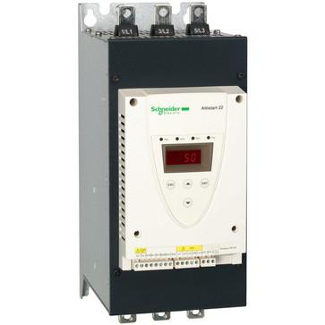 Soft starter ATS22 kontrol 220V effekt 230V(30kW)/400...440V(55kW)/500V(75kW) ATS22C11S6