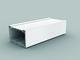 Unite kabelkanal PK 110x70 HF  hel kasse  6M (Hvid) 7836102599